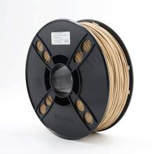1.75mm PLA Wood Filament 1kg/2.2Lbs for 3D Printer