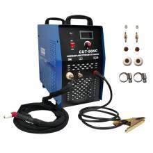 MOSFET Inverter Built-in Air Compressor Plasma cutter 50A