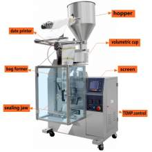 JEV-300GCS Automatic Vertical Packing Machine For Granule