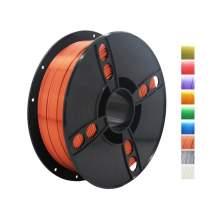 1.75mm PLA SILK Copper Filament 1kg/2.2Lbs for 3D Printer