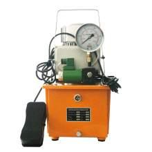 Electric Hydraulic Pump Single Solenoid Valve Acting Manual Valve 750W