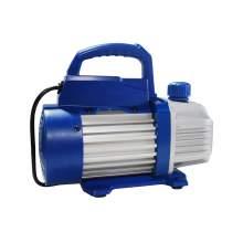 3CFM Dual-stage Rotary Vane Economy Vacuum Pump 1/3HP 110V/60Hz