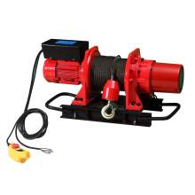 Heavy Duty Electric Winch 1100 Lb. Cap. 190 ft Lift 220V/50Hz 3-Phase