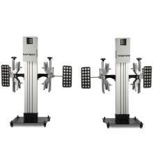 5D Four Wheel Alignment For Scissors Lift