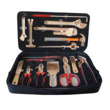 16-PC Non-Sparking Corrosion-Resistant Non-Magnetic Tool Kit
