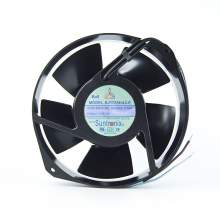 8-3/20'' Standard round Axial Fan square 230V AC 1 Phase 280cfm