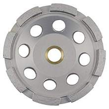 "NED 7"" x 5/8-11"" Single Row General Purpose G-Series (Cup Wheel)"