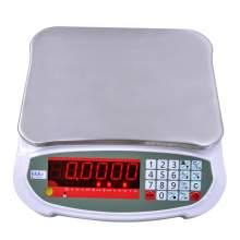 Digital LED Weighing Compact Bench Scale 6.6lb/3kg x 0.0002lb/0.1g