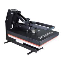 "Semi-Auto T-shirt Heat Press Machine 15"" × 15"" P1"