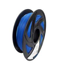3D Printer TPU Filament 2.2Lbs 1.75mm Blue