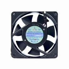 4-7/10''Standard square Axial Fan square 230V AC 1 Phase 115cfm