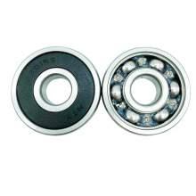 10 pcs 6301 RS Sealed Ball Bearing - 12x37x12 - Chrome Steel