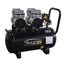 Horizontal Portable Air Compressor 116 PSI 2 HP 10 CFM Tank 12 Gallon