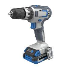 20V Cordless Impact Drill 1300RPM with Rechargeable