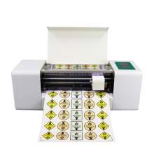 Digital Die Cutting Machine Sheet Label Cutter Paper Adhesive Sticker