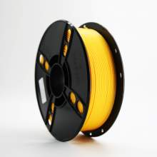 1.75mm PLA Yellow Filament 1kg/2.2Lbs for 3D Printer