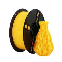 1.75mm PLA Yellow Filament 1kg/2.2Lbs for 3D Printer