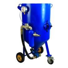 60 Gallon Portable Air Pressure Paint Removing Abrasive Blaster