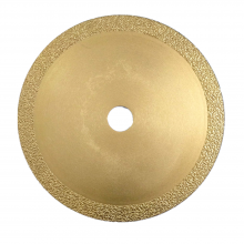 "Diamond Cutting Disc For Angle Grinder 7-1/16"" x 7/8"" x 3/32"" 1Pc"