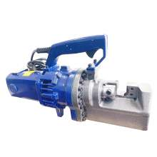 "Portable 1"" Electric Rebar Cutter Hydraulic Steel Bar Cutter #8"
