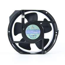 6-77/100'' Standard square Axial Fan square 230V AC 1 Phase 240cfm