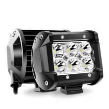 2PCS LED Light Pod 18W 4Inch Led Light Bar 12V for Car Auxiliary Light