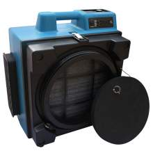 XPOWER X-3400A Pro 3 Stage HEPA Air Scrubber with GFCI Power Outlets