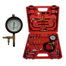 0-140 Psi Multifunction Oil Combustion Pressure Test Gauge Kit