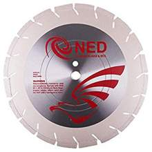 """NED 12"""" Universal Red Eagle (Pro Blade)"""