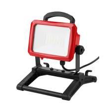 Portable LED Work Light 2800 Lumens 6500K ETL Adjustable 180 Degrees
