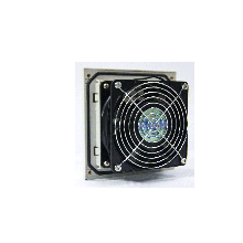 6-7/50'' Standard square Axial Fan square 230V AC 1 Phase 123cfm