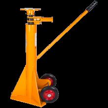 Trailer Stabilizing Jack 100000 lbs Static Load 50000 lbs Lifting Load