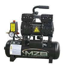 Oil-free Portable Air Compressor 116 PSI 1.5 HP 7.4 CFM Tank 4 Gallon