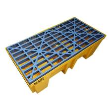 High Spill Containment Pallet 2 Drum