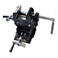 Bolton Tools 75053V 3 Inch 2-Axis Travel Cross Vise For Mills OR Drill presses