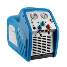 3/4HP 110V 60Hz Refrigerant Recovery Machine TRR12A