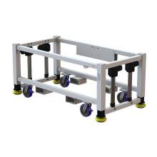 "Built Systems 72"" x 30"" Machine Base MB3500"
