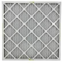 """HVAC Standard Pleated Air Filter MERV8 20"""" x 20"""" x 1"""" Qty 8"""