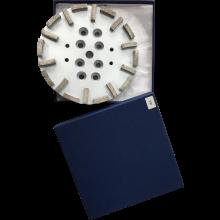 10'' Disc concrete diamond tools with 20 segments soft bond 30#