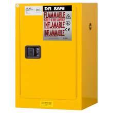 "Flammable Cabinet 16 Gallon 44"" x 23"" x 18""  Self-Closing Door"