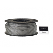 "Galvanized Cable 1/4"" x 250' Capacity 1220 Lbs 7x7"