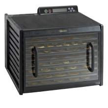 Excalibur 9-tray, Digital 48hr Timer, Black