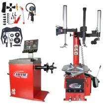 Tire Changer Wheel Changers Machine Combo Wheel Balancer Rim Clamp