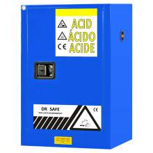 "Acid And Corrosive Cabinet 12 Gallon 35"" x 23"" x 18"" Self-Closing Door"