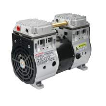 120L/min Oil-Free Piston Vacuum Pump