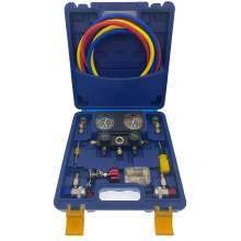 Manifold Gauge Sets For R134A / R12 Refrigerant