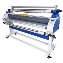 "67"" Cold Laminator Fully-Auto Wide Format With Heat Assisted Trimmer"