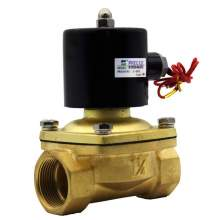 """p2 SF2W350-N35-120VAC 1-1/4"""" NPT(F) Brass Electric Solenoid Valve Normally Closed"""