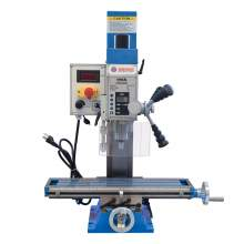 """Variable Speed 20""""×5-1/2"""" Bench Drill Mill Brushless Motor 1HP"""