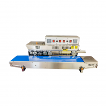 Horizontal Continuous Band Sealer  Solid Ink Date Printer
